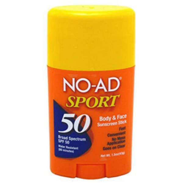 No-Ad Sport Body Stick SPF 50