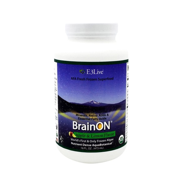 E3 Live Brain On (Apple/Lemon) Flavored