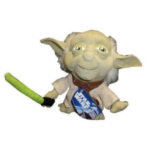 Star Wars Yoda Plush Figure