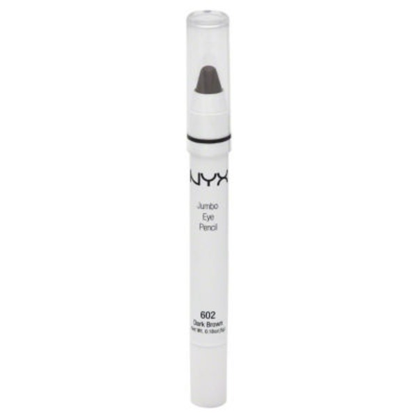 NYX Jumbo Eye Pencil - Dark Brown JEP602