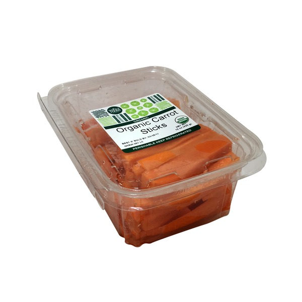 Whole Foods Market Organic Carrot Sticks