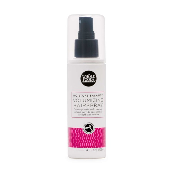 Whole Foods Market Moisture Balance Volumizing Hairspray