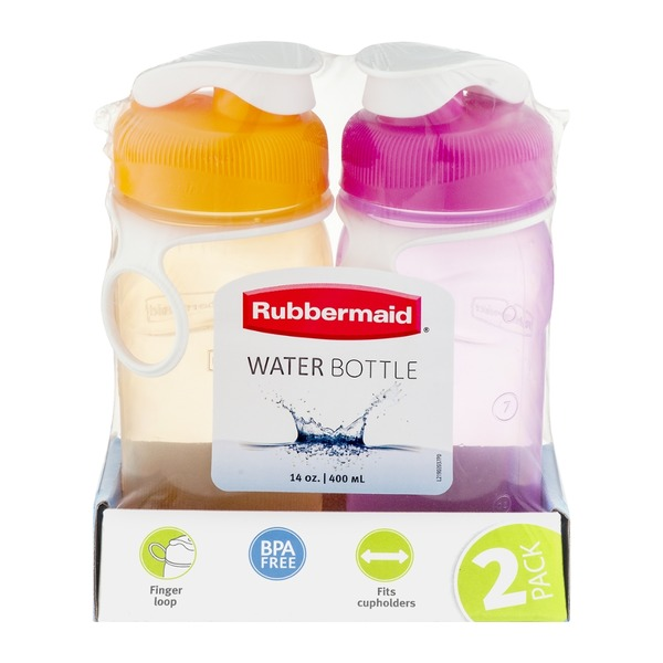 Rubbermaid Water Bottles - 2 PK