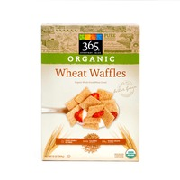 365 Organic Wheat Waffles Cereal
