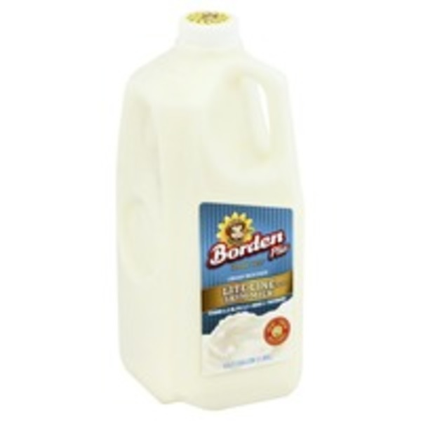 Borden Plus Lite Line Skim Milk