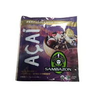 Sambazon Acai Berry, Protein and Strawberry Superfruit Organic Performance Protein