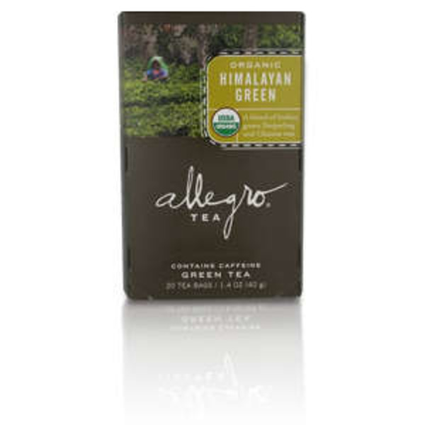 Allegro Organic Himalayan Green Tea