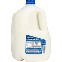 Kirkland Signature 2% Reduced Fat Milk  1 Gallon Each