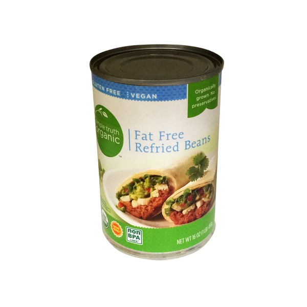 Simple Truth Organic Fat Free Refried Beans