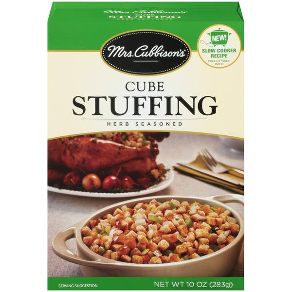 Mrs. Cubbison's Cube Herb Seasoned Stuffing