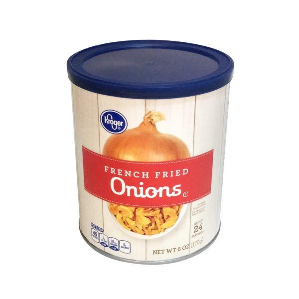 Kroger Crispy French Fried Onions