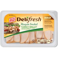Oscar Mayer Delifresh Mesquite Turkey Breast, 98% Fat Free, Gluten Free