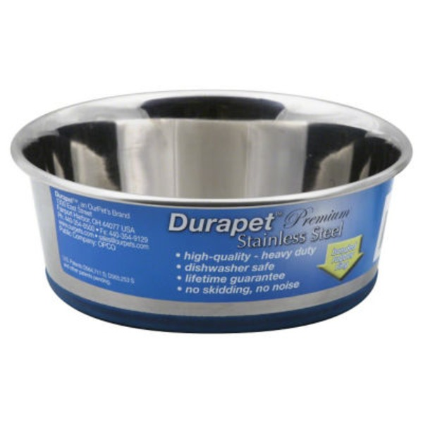 Durapet Stainless Steel Bowl