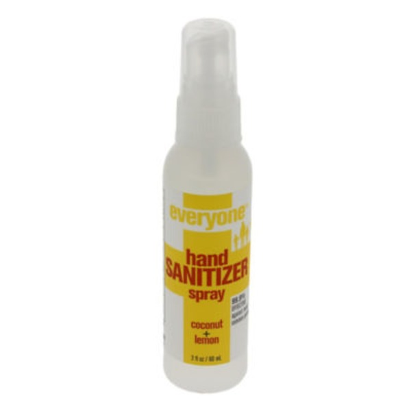 Everyone Hand Sanitizer Spray Coconut & Lemon