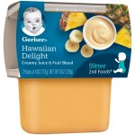 Gerber 2nd Foods Hawaiian Delight Baby Food, 4 oz Tubs, 2 Count