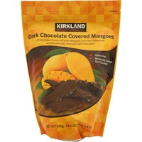 Kirkland Signature Dark Chocolate Covered Mangoes