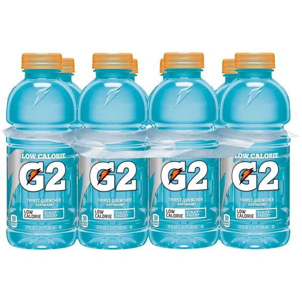 Gatorade G Series Perform Glacier Freeze Sports Drink