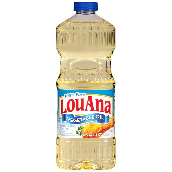 Lou Ana 100% Pure Vegetable Oil