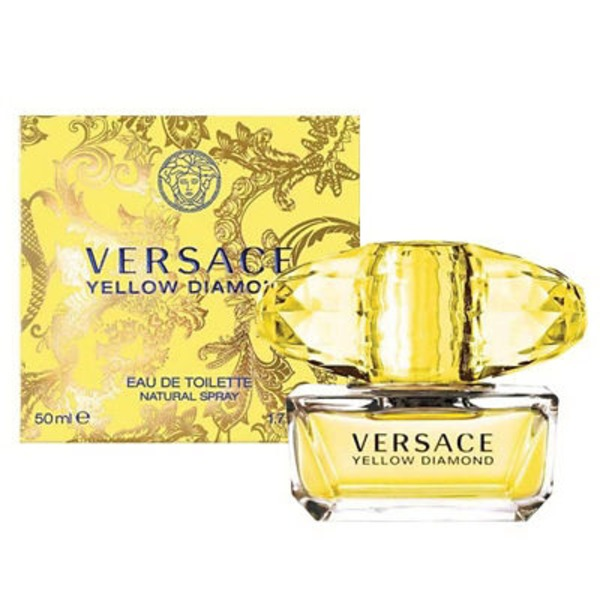 Versace Yellow Diamond Ladies Perfume Spray