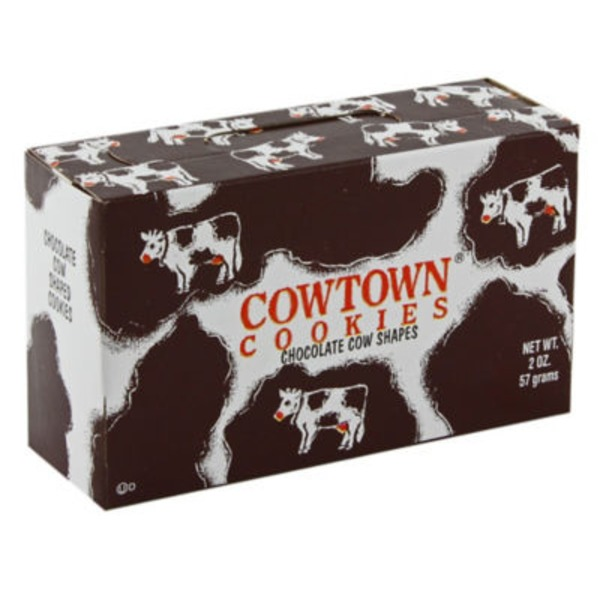 Cowtown Chocolate Cookies