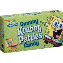 Spongebob Gummy Krabby Patties T-Box