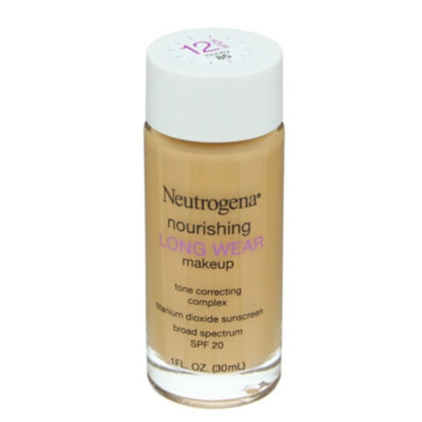 Neutrogena Nourishing Long Wear Makeup Tone Correcting Complex