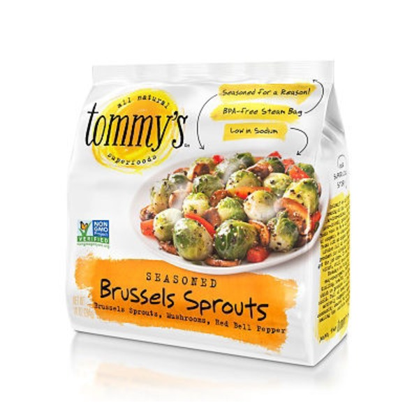 Tommy's Brussels Sprouts