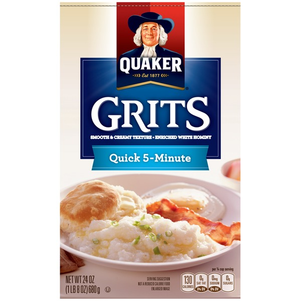 Quaker Quick Smooth & Creamy Grits