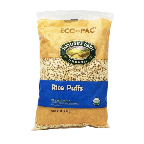 Nature's Path Rice Puffs Cereal