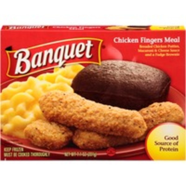Banquet Chicken Fingers Meal
