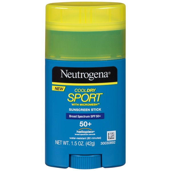 Neutrogena® CoolDry Sport SPF 50+ Sunscreen