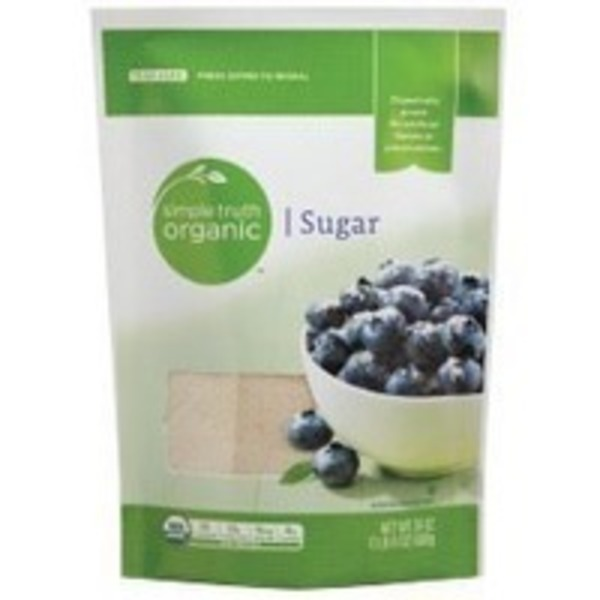 Private Simple Truth Organic Sugar