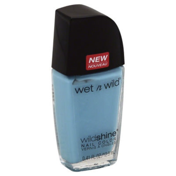 Wet n' Wild Wildshine Nail Color 481E Putting On Airs