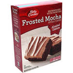 Betty Crocker Frosted Mocha Brownie Mix with Frosting