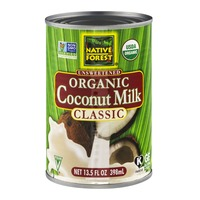 Native Forest Unsweetened Organic Coconut Milk Classic
