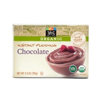 365 Chocolate Flavored Instant Pudding
