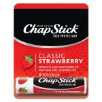 ChapStick Skin Protectant Classic Strawberry, 0.15 OZ