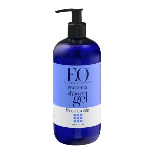EO Soothing Shower Gel French Lavender