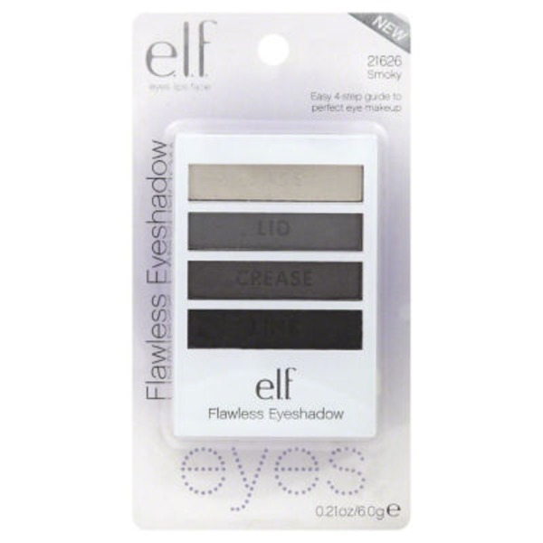 e.l.f. Flawless Eyeshadow - Smoky