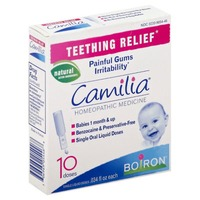Boiron Camilia, Single Liquid Doses