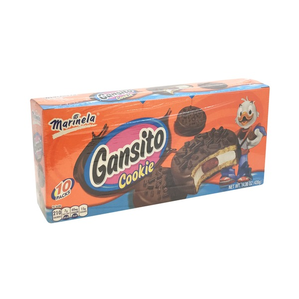 Marinela Gansito Cookies