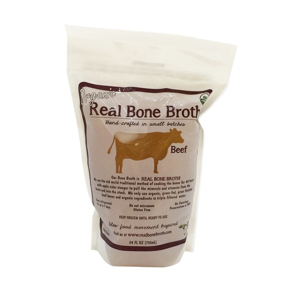 Bonafide Organic Beef Bone Broth