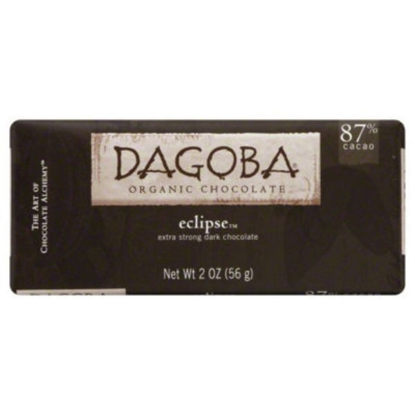 Dagoba Eclipse Organic Extra Strong Dark Chocolate