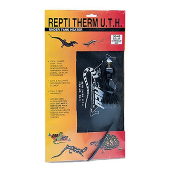 Zoo Med Medium Repti Therm Uth Under Tank Heater