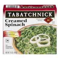 Tabatchnick Creamed Spinach
