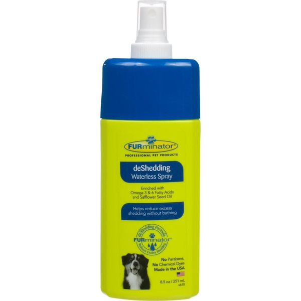 FURminator De Shedding Waterless Pet Spray