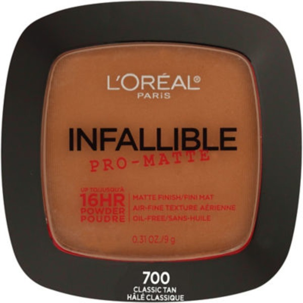 Infallible 700 Classic Tan Pro-Matte Powder