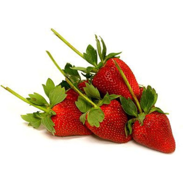 Premium Stem Strawberries