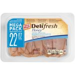 Oscar Mayer Deli Fresh Honey Ham, 22 oz
