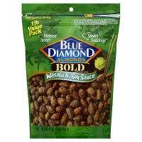 Blue Diamond Almonds Bold Wasabi & Soy Sauce